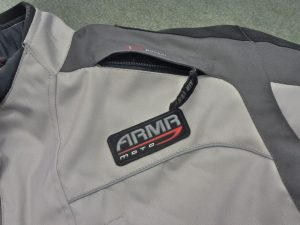 ARMR shoulder vent