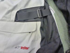 Alpinestars waist adjuster