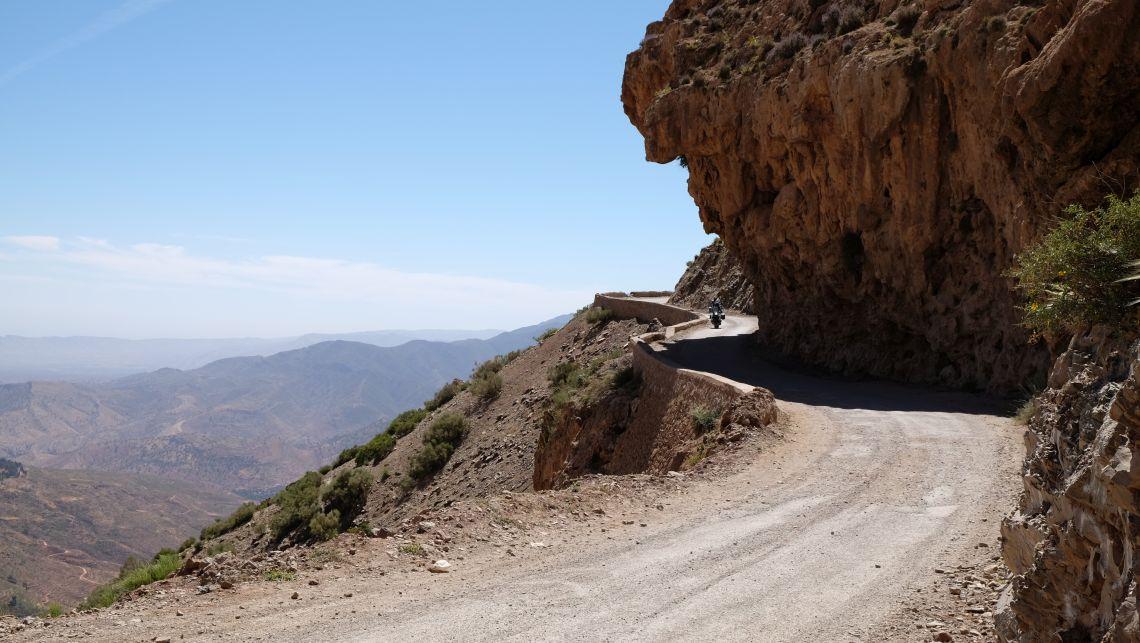 Balcony roads
