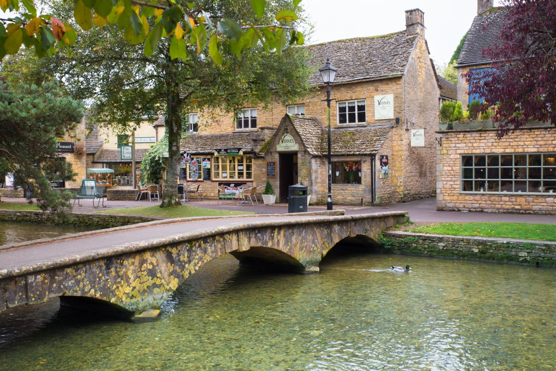 Bourton-On-The-Water UK