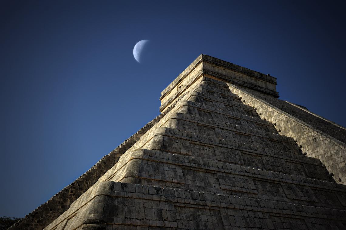 Chichen Itza Citadell
