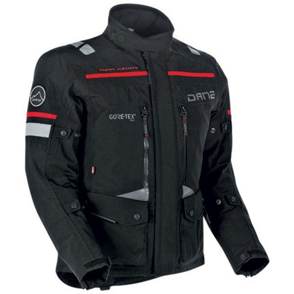 Dane Laminated jacket