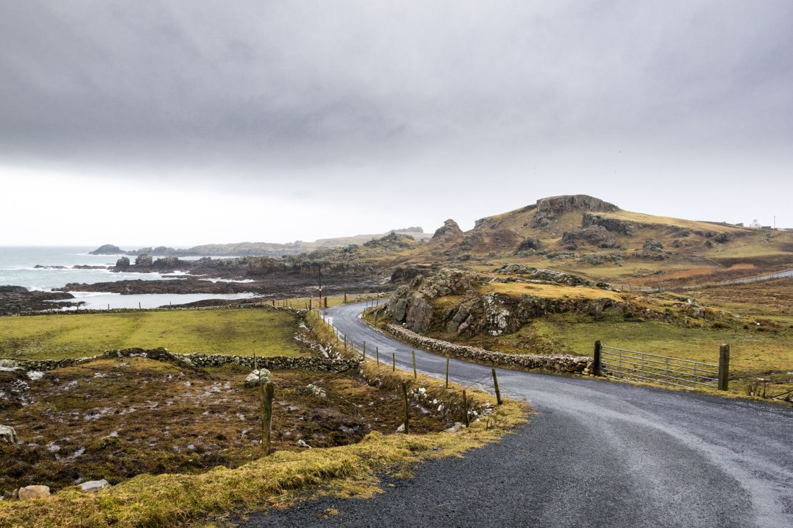 Donegal to Dungloe
