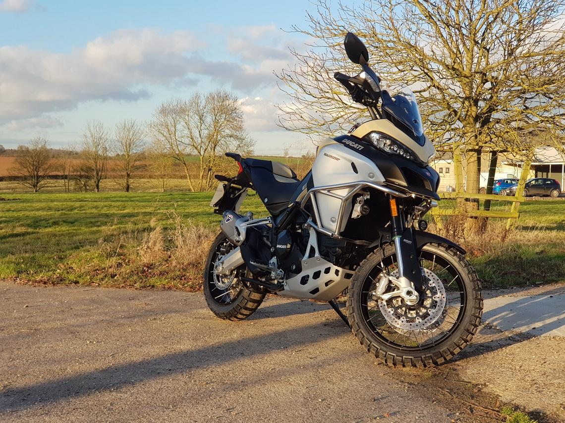 Ducati 1200 Enduro Feature image