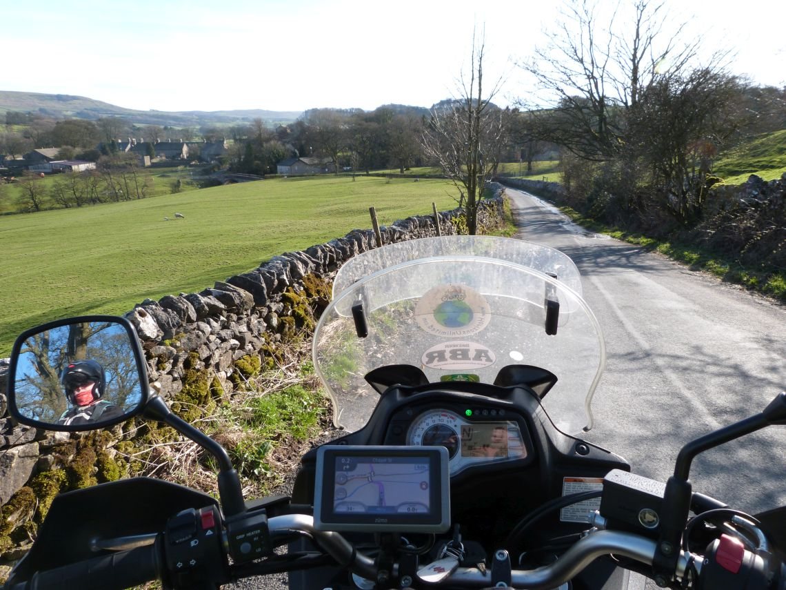 Entering the 'Forest' of Bowland