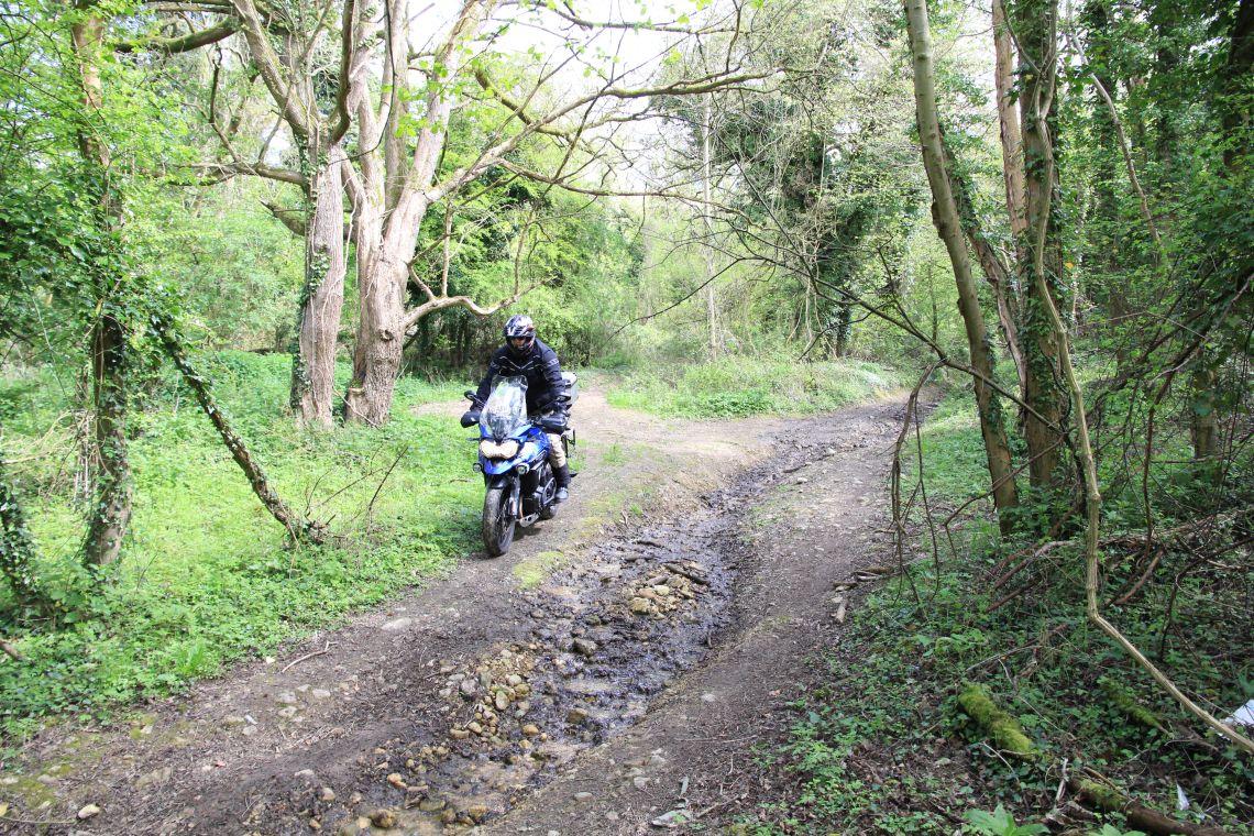 Exploring the Green Lanes
