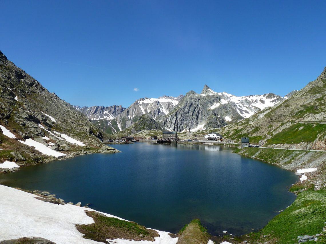 Great St Bernard Pass