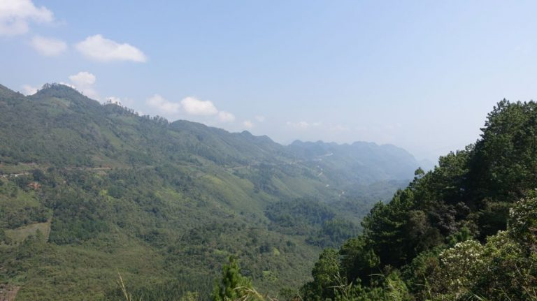 Guatemalan highlands