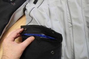 Hideout - Waterproof pockets