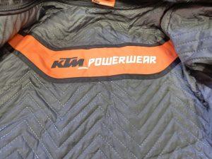 KTM Thermal liner