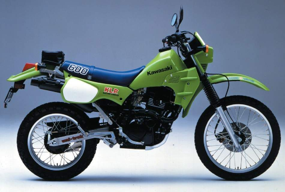 Kawasaki KLR600 85