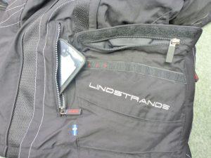 Lindstrands side pockets
