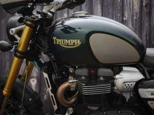 Triumph releases updated Scrambler 1200 models and Steve McQueen edition for 2021