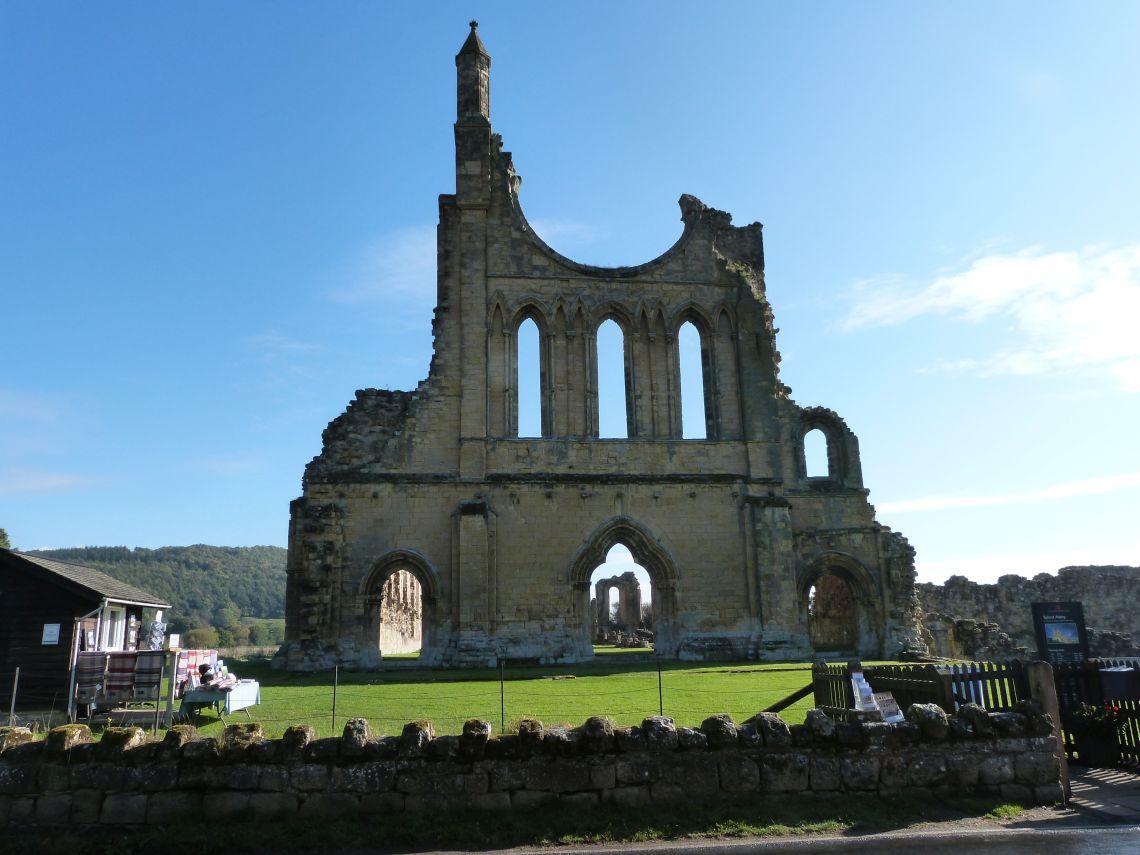 Nice abbey