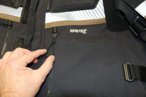 Revit - Glove friendly zip pulls