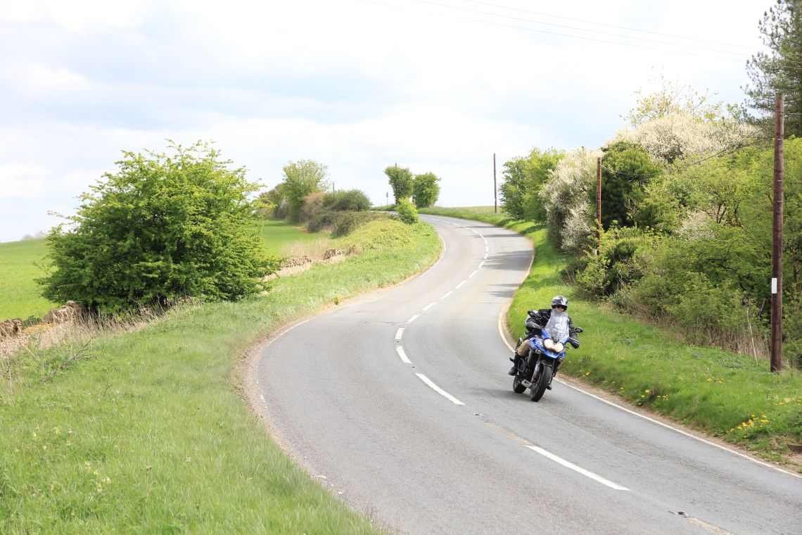 Roads made to be ridden