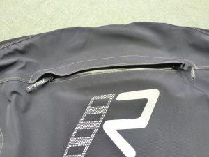 Rukka rear vent