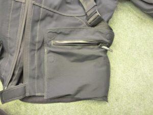 Rukka side pocket