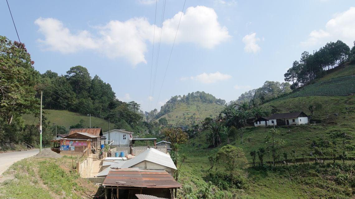 Rural Guatemala