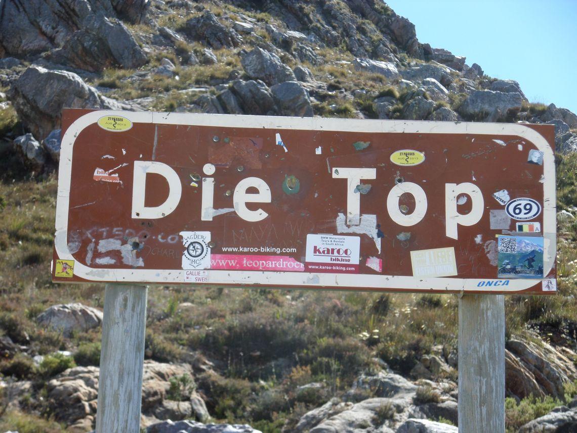 Die Top