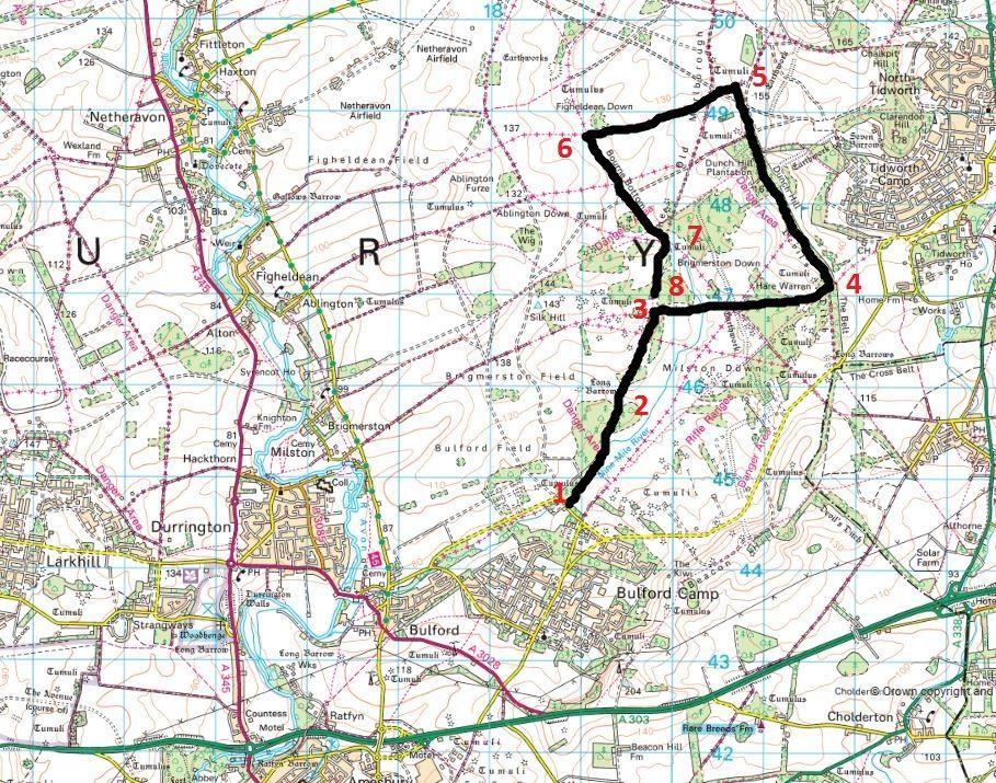 SalisburyRoute_Route