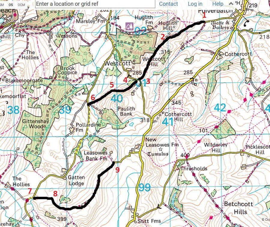 Shropshire_Route