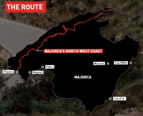 Spain Route