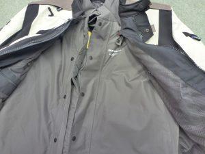 Spidi inner waterproof jacket