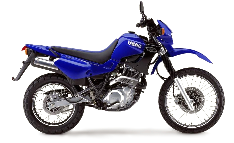 The Bike - Yamaha XT600E