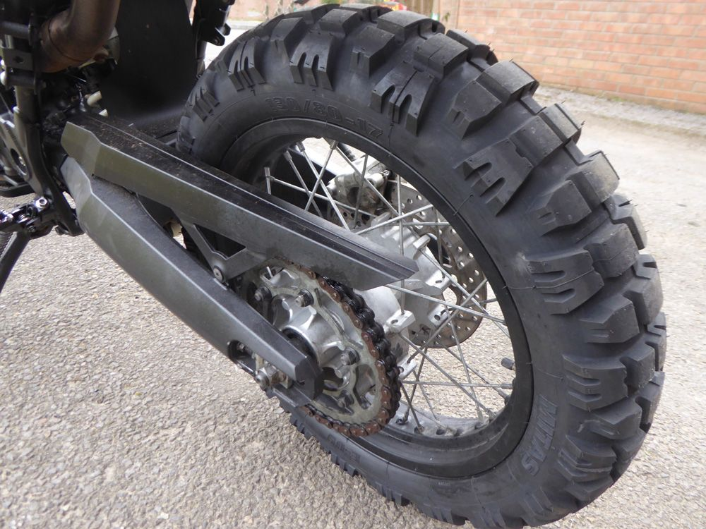The New Rubber