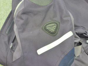 Triumph sleeve logo