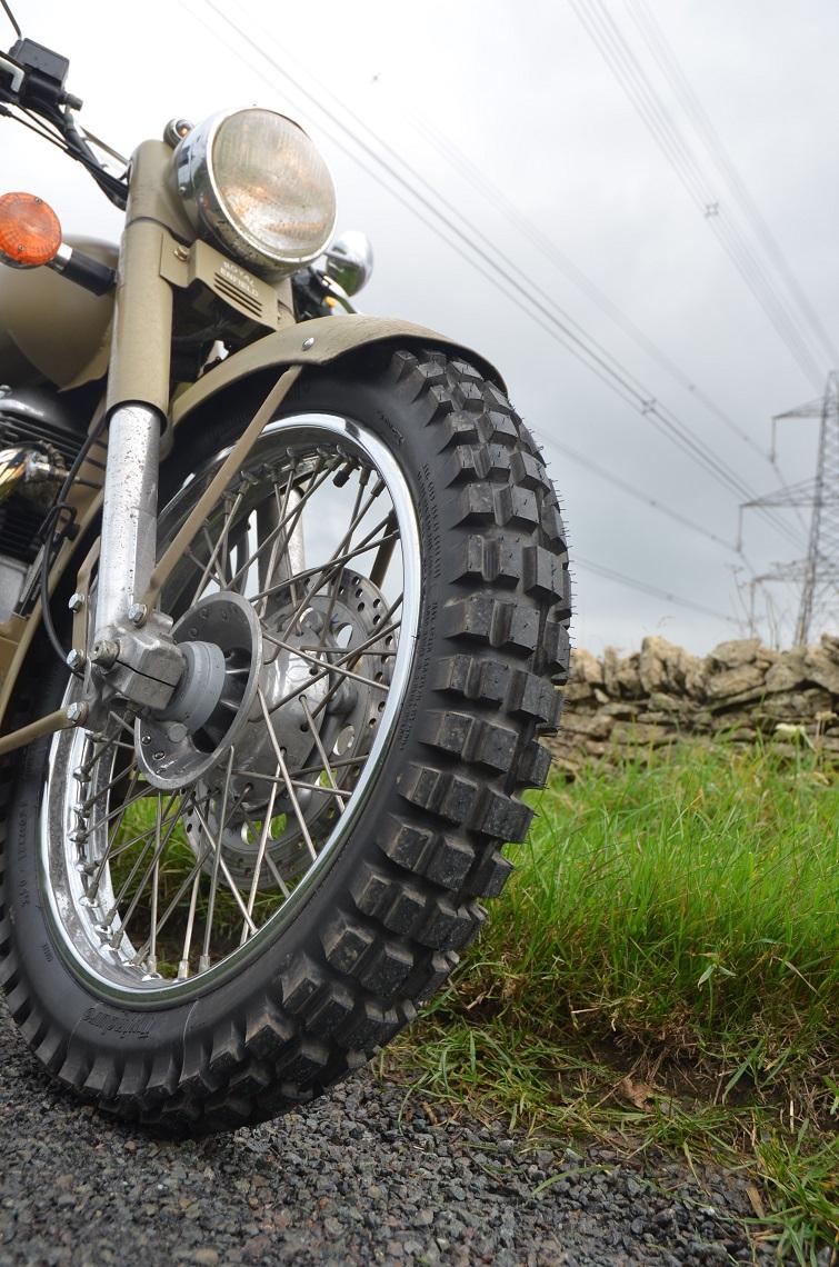 Twinduro tyres