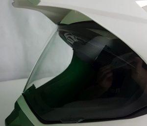 Uber visor