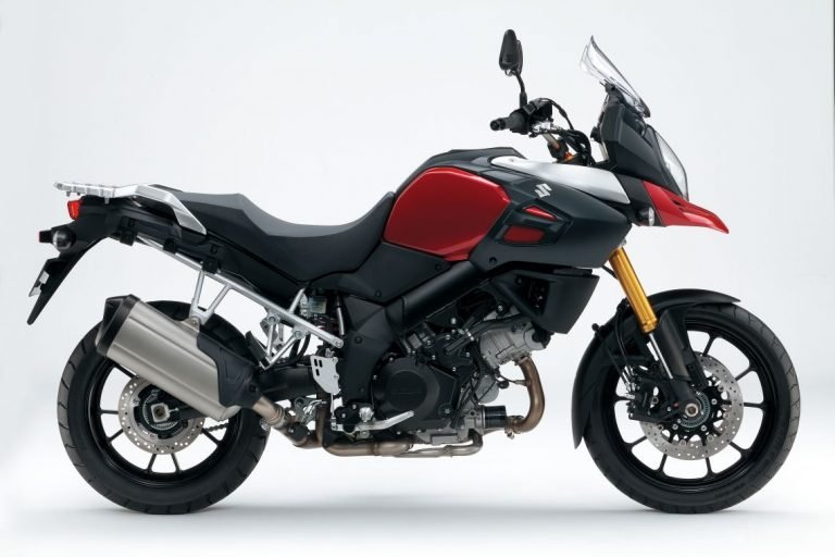 V-strom 1000 Feature Image