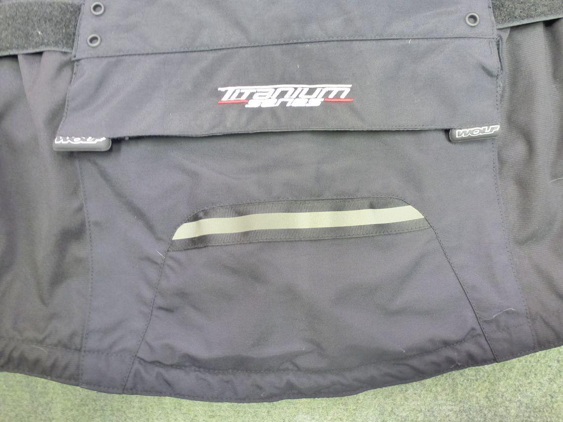 WOlf rear pocket