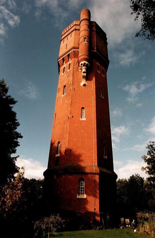 Water Tower external