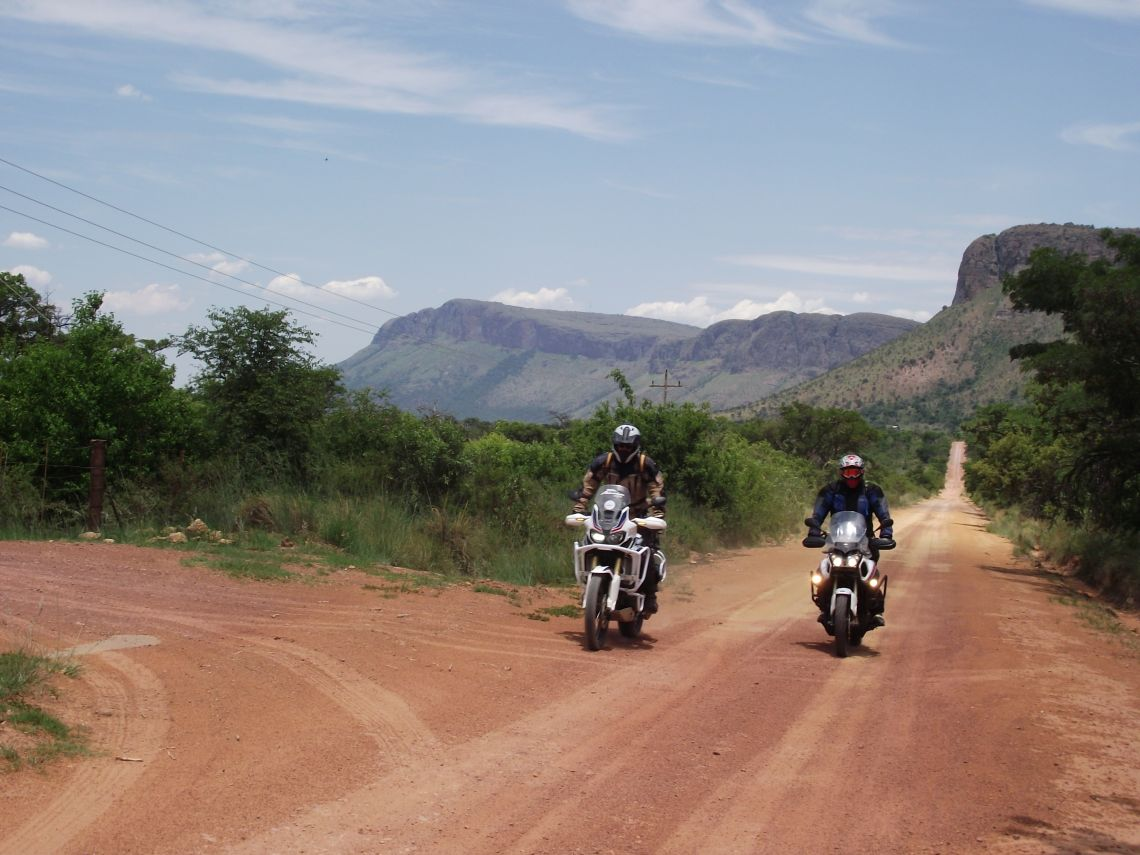 Waterberg scenery at its best