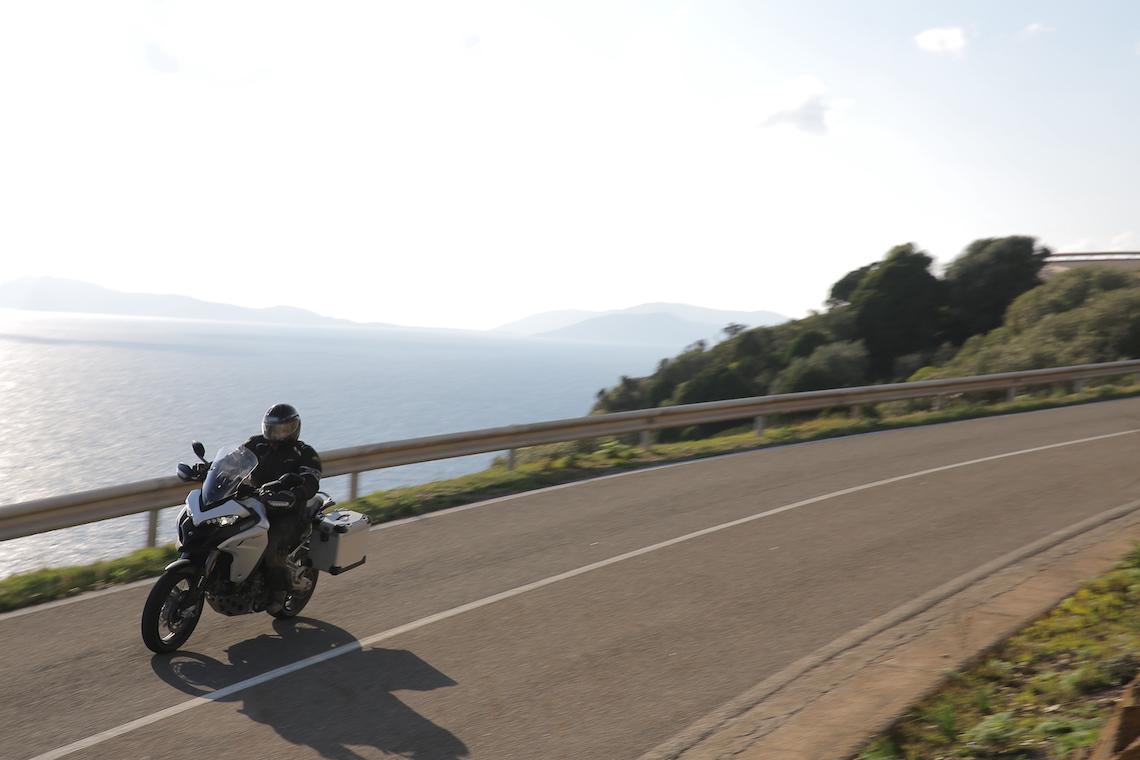Ducati Multistrada Enduro