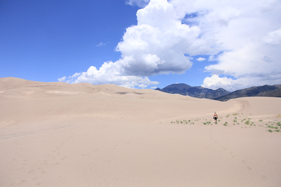 The Great Sand Dunes