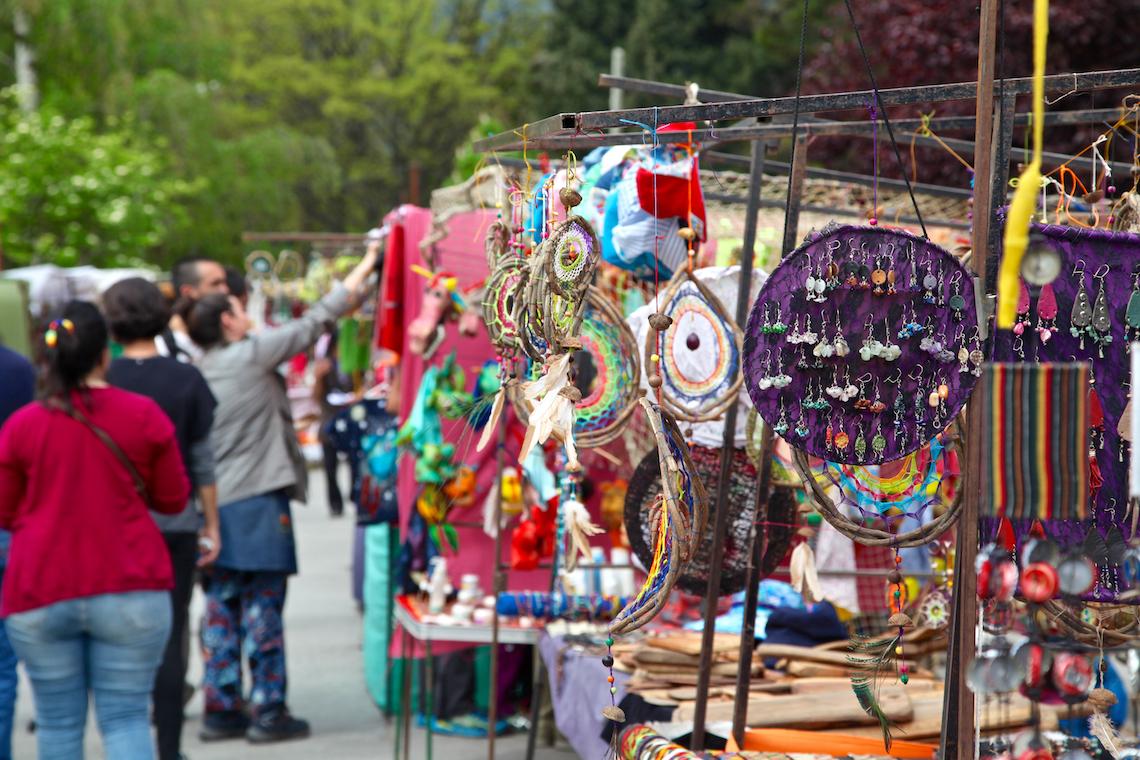 The Hippy Market