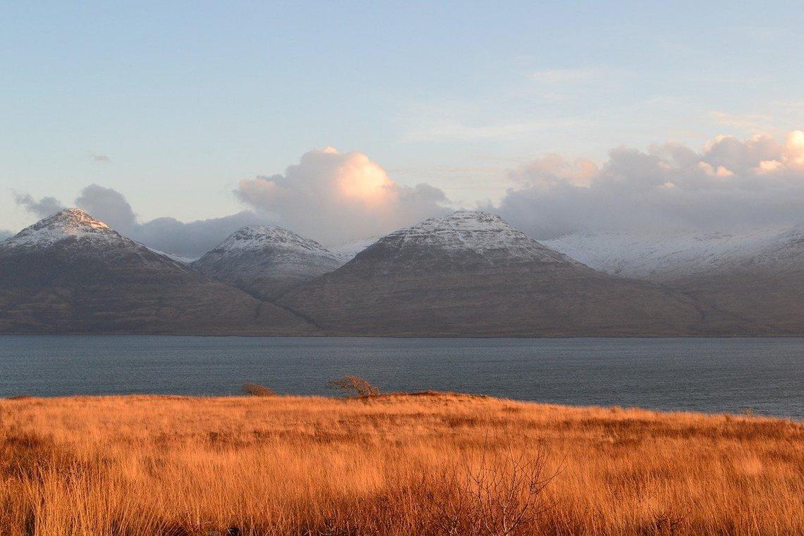 roads in scotland isle of mull