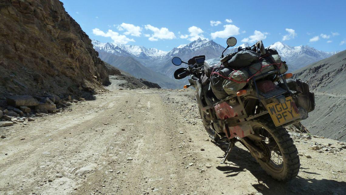 kyrgyzstan Mountains