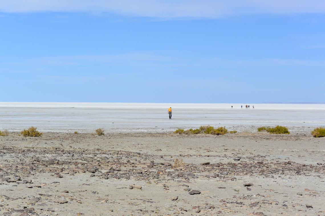 Lake Eyre Salt Flats