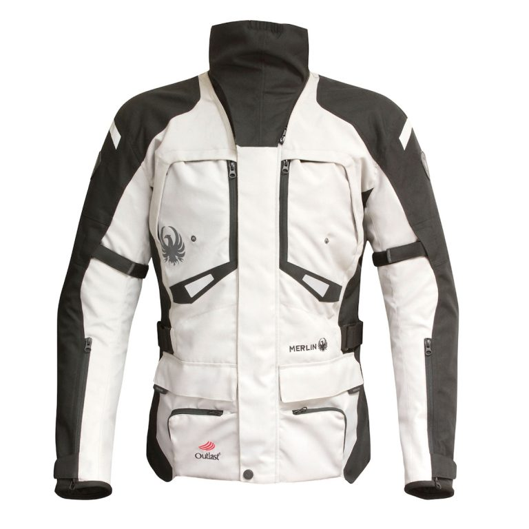 MERLIN HORIZON JACKET AND INTEGRATED AIRBAG