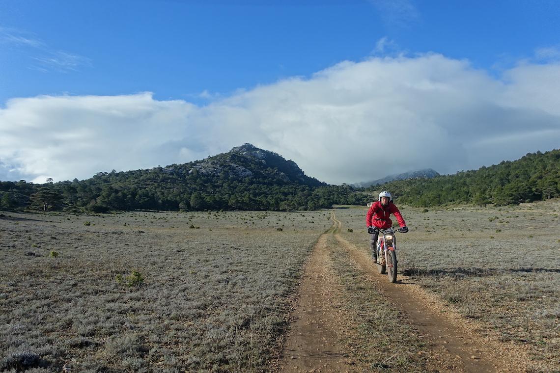 The plains surrounding Monte Sagre