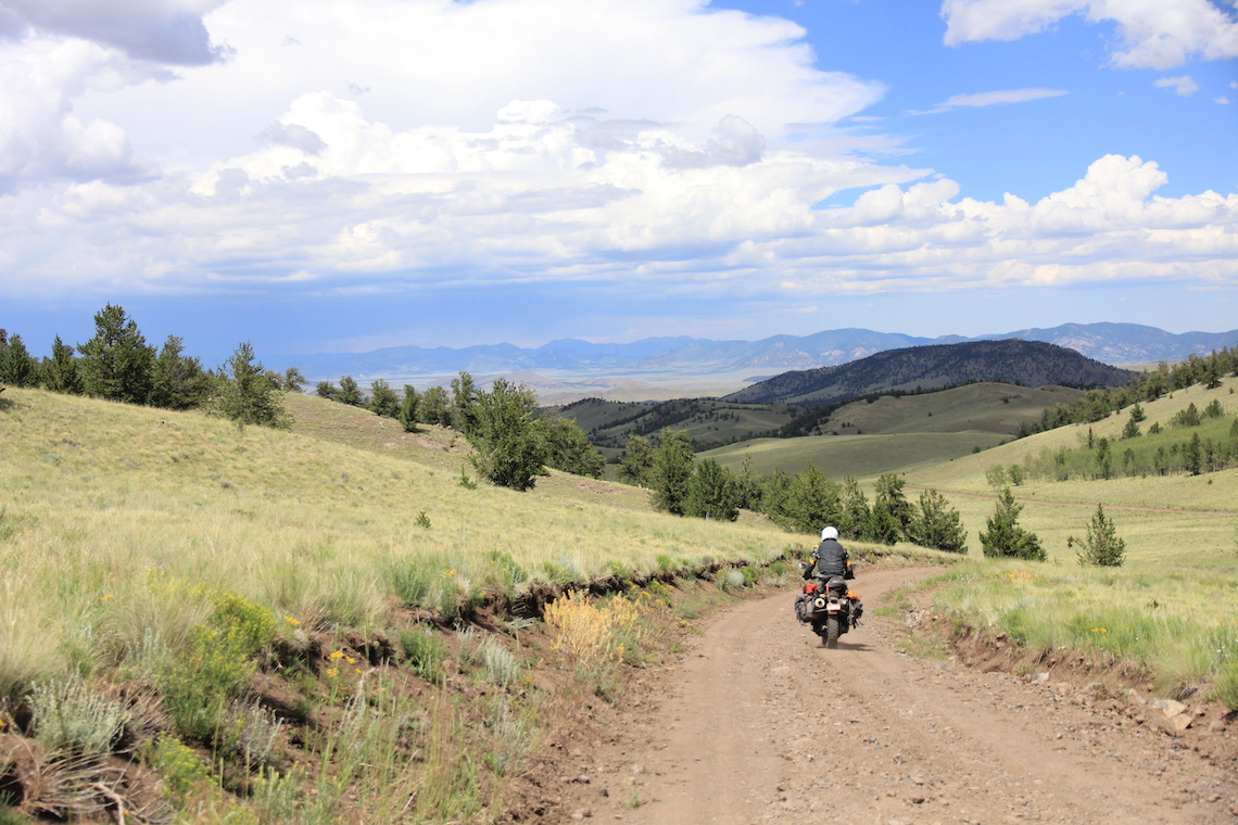 Easy Off-Road trails with epic views