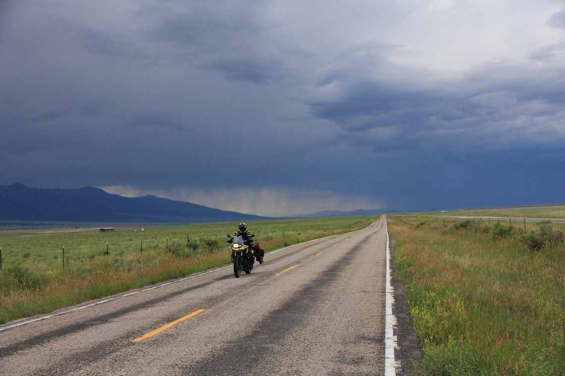 Chasing storms to Westcliffe