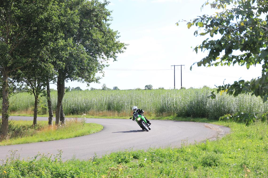 It's a fun bike to ride