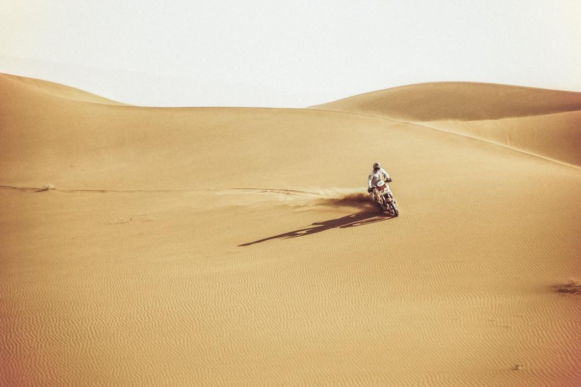 Motorcycle Dunes