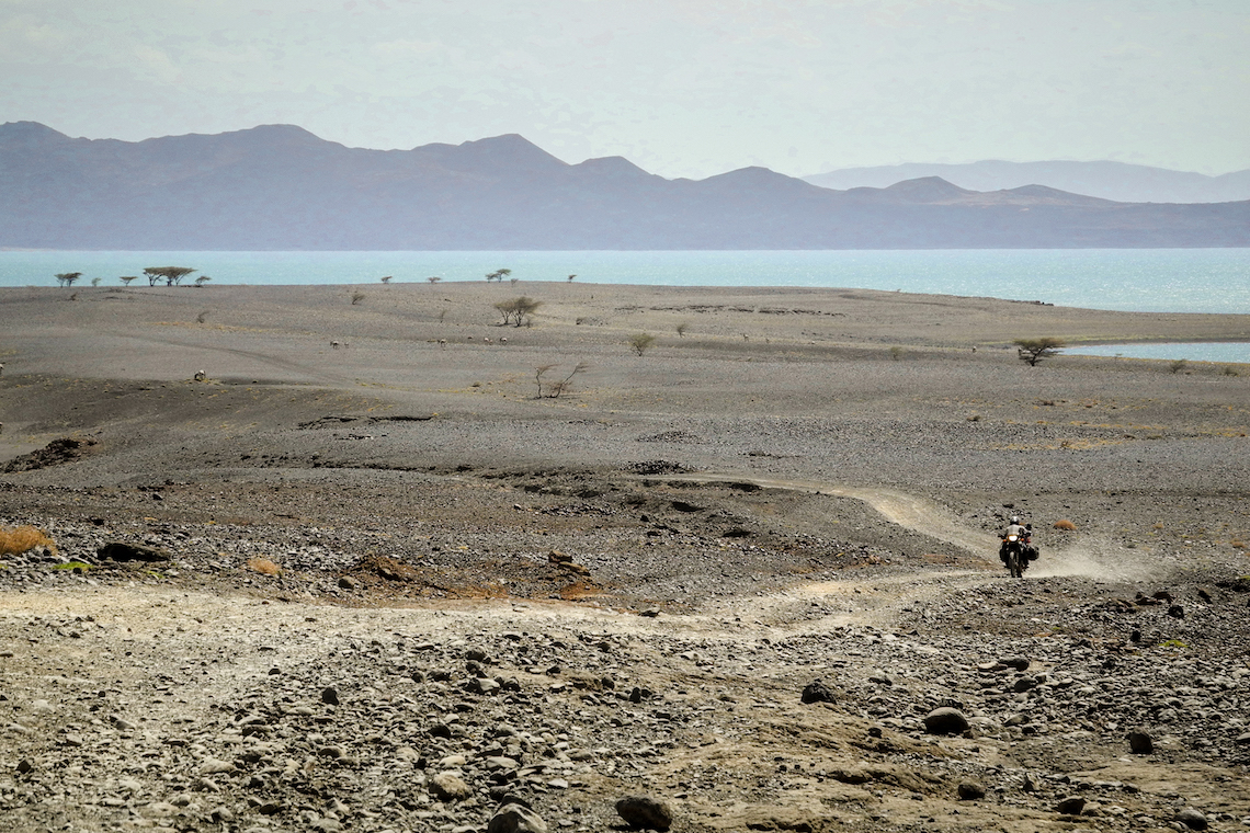 Lake Turkana sitting pretty